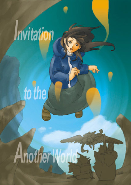 INVITATION TO THE ANOTHER WORLD